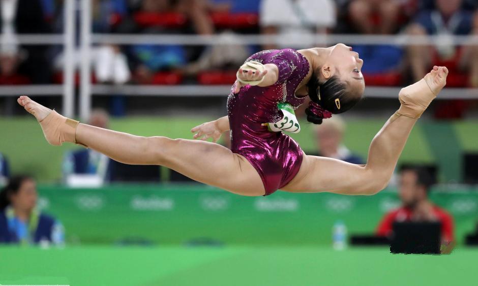 体操女团美国夺冠俄罗斯亚军 中国摘铜