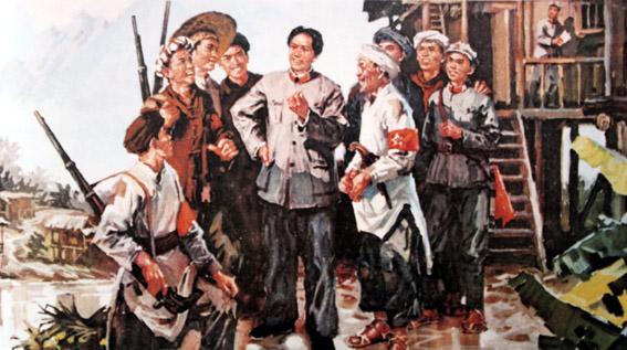 红军不怕远征难丨万里长征中的湘籍红军将帅