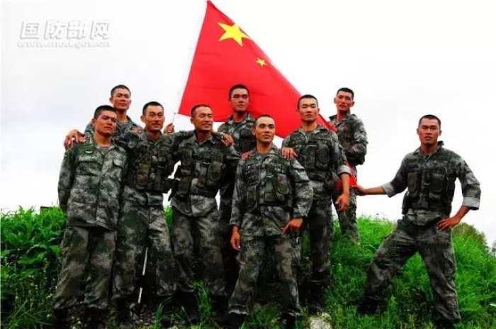 哈萨克斯坦军人战僵尸