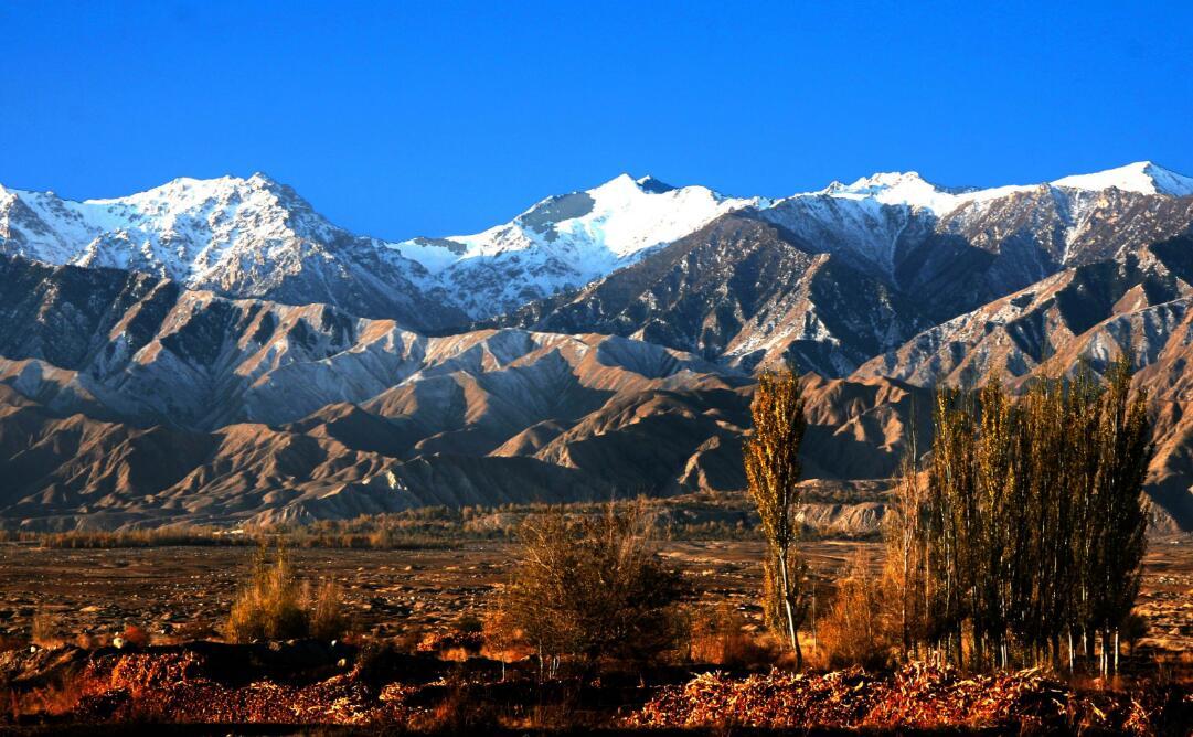 我国国家公园体制十大试点 湖南南山国家公入
